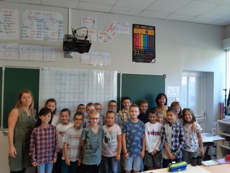 CE2 - CM1 Mme Fournaise